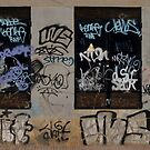 Feelings in graffiti by marcopuch