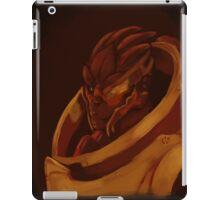 Garrus Vakarian Palette Challenge iPad Case/Skin