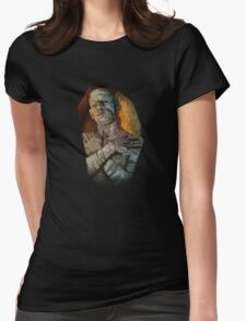 Love Never Dies Womens Fitted T-Shirt