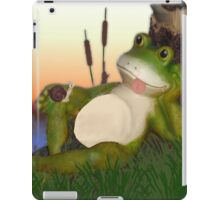 Frog and the Snail iPad Case/Skin