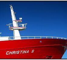 Christina S by F3o21