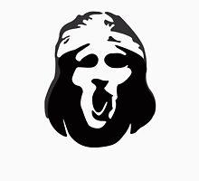 Scream Face Men's Baseball ¾ T-Shirt