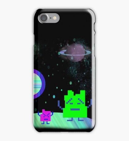 Mooninites On the air iPhone Case/Skin