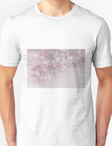 Oh So Gentle - Lilac Sprig Macro T-Shirt