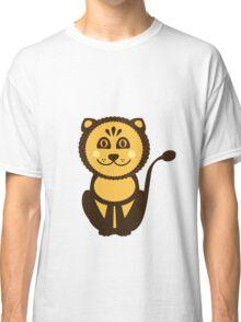 Leo Vector Illustration Classic T-Shirt