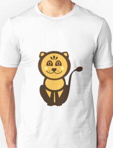 Leo Vector Illustration Unisex T-Shirt