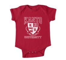 Kanto University One Piece - Short Sleeve
