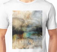 Abstract Colors Oil Painting #74 Unisex T-Shirt
