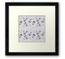KuroFai Chibi Framed Print