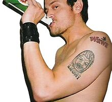 Johnny Knoxville by mdsnwlls
