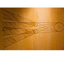 Da Vinci Idea Photographic Print
