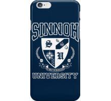 Sinnoh University iPhone Case/Skin