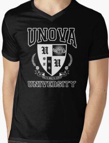 Unova University Mens V-Neck T-Shirt