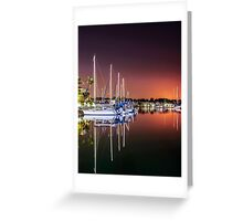 Raby Bay, Cleveland Greeting Card