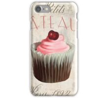 Patisserie Cupcake iPhone Case/Skin
