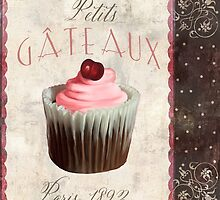 Patisserie Cupcake by mindydidit