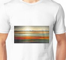 Abstract Colors Oil Painting # 15 Unisex T-Shirt