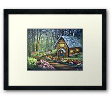 Dream House Framed Print