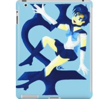 Sailor Mercury iPad Case/Skin
