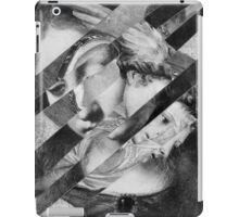 Portrait of a Woman with Child. iPad Case/Skin