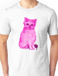 Rose Cat   TSHIRT/STICKER/BABY GROW Unisex T-Shirt
