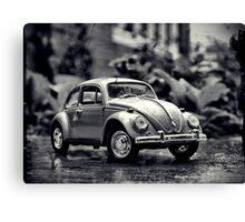 Volkswagen Bug Canvas Print