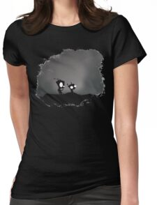 Invader Limbo Womens Fitted T-Shirt