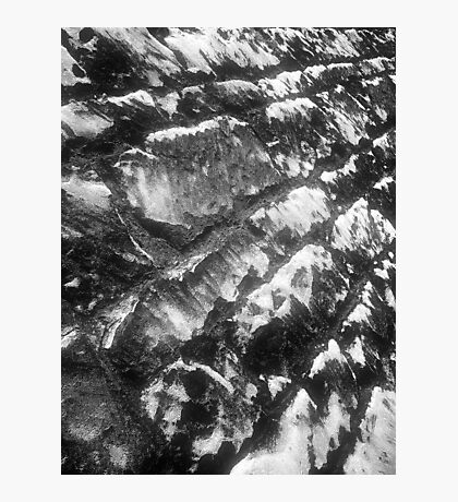 Wall - Stonework in Grantham. Photographic Print