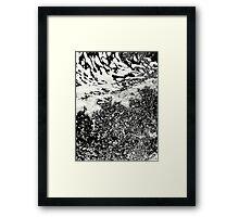 Foaming - Grantham Framed Print