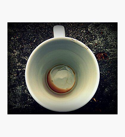 Empty... Photographic Print