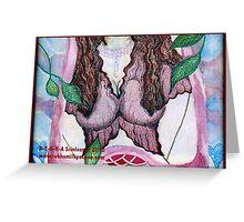 FEMINA Greeting Card