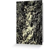 Abstract - Grantham Greeting Card