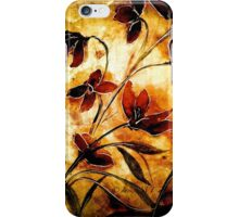 The Poppy Journals...Fabric.... iPhone Case/Skin