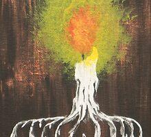 Candlelight  by Greg Kaczynski
