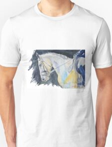 """Equestria"" Watercolor by Daniel Adams T-Shirt"
