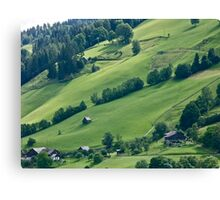 Dachstein . Alps. Austria .Spring - 2004. Favorites: 3 Views: 327 . Canvas Print