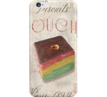 Patisserie Rainbow Layer Cookie iPhone Case/Skin