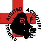 Animal Assisted Activities  - THERAPY DOG logo 7 by SofiaYoushi