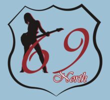 Sexty Nine North by Graphic Buttease