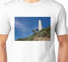 Lighthouse at Saint-Jean-Cap-Ferrat, France, French Riviera Unisex T-Shirt