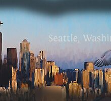 Seattle by Laura Veith
