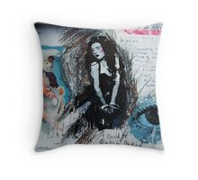 Are You Experienced? Throw Pillow