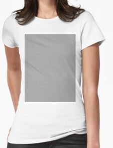 Basket Cage #7 Womens Fitted T-Shirt