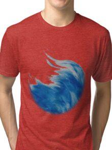 Breaking Waves Tri-blend T-Shirt