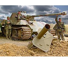 Panther Crew - War and Peace Photographic Print