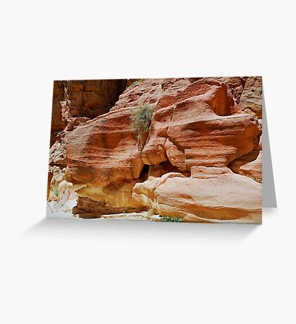 Erosion Greeting Card