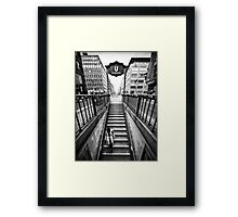 Berlin - Urban Core | 03 Framed Print