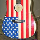 American Guitar ... Made In China by Karen K Smith