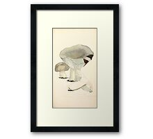 Coloured figures of English fungi or mushrooms James Sowerby 1809 0131 Framed Print