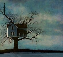 The Tree House by Art-e-ology